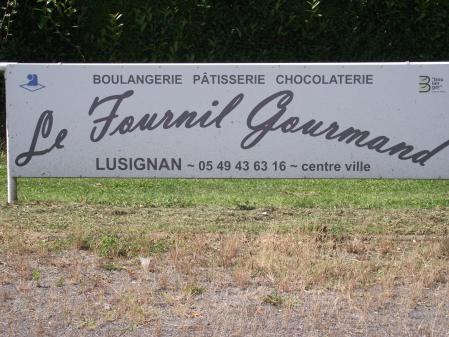 Fournil gourmand