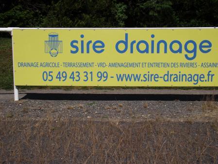 Sire drainage