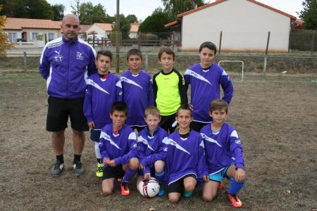 U11 equipe 2